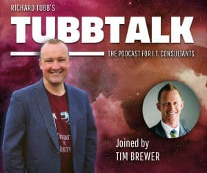 Tim Brewer on being a successful IT entrepreneur