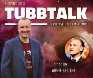 TubbTalk 21 - Arnie Bellini of ConnectWise